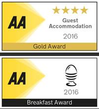 AA 4 Star Awards
